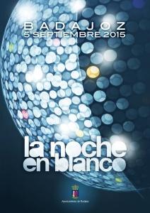 Noche en Blanco 2015 Badajoz (Centro de Flamenco Jesús Ortega)